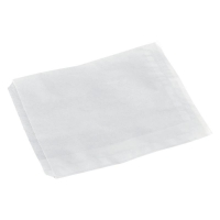 PAPER BAG FLAT RECORD WHITE - Click for more info