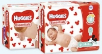 NAPPY HUGGIES ESSENTIALS SIZE 6 - Click for more info