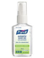 HAND PUMP PURELL ANTISEPTIC 60ML - Click for more info