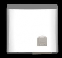 HAND DRYER AUTO ABS WHITE - Click for more info
