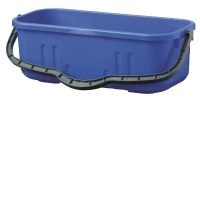 WINDOW BUCKET 18L BLUE - Click for more info