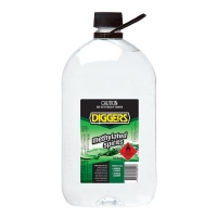 METHYLATED SPIRITS 4L - Click for more info